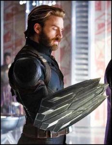盾を使わない? そして、キャプテン・アメリカ