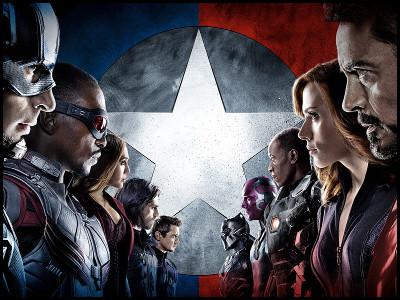 キャプテンアメリカ シビルウォーの吹き替えや字幕動画を無料で視聴する方法!