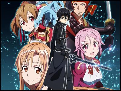 SAO1期(ソードアートオンライン)のアニメ全話の動画を無料視聴する方法!アニポやアニチューブは危険?