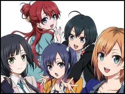 SHIROBAKOのアニメ全話の動画を無料視聴する方法!アニポやアニチューブは危険?