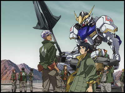機動戦士ガンダム 鉄血のオルフェンズ1期のアニメ全話を無料視聴する方法!アニポやアニチューブは危険?