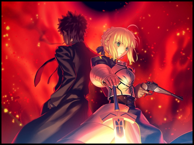 FateZero(フェイトゼロ)のアニメ全話を無料視聴する方法!アニポやアニチューブは危険?