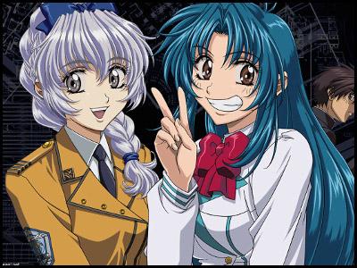 フルメタルパニックの1期アニメ全話を無料視聴する方法!アニポやアニチューブは危険?