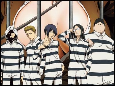 監獄学園のアニメ全話を無料視聴する方法!アニポやアニチューブは危険?