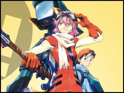 FLCL(フリクリ)のOVAアニメ全話(全巻)を無料視聴する方法!アニポやアニチューブは危険?