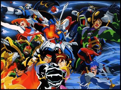 機動武闘伝Gガンダムのアニメ全話を無料視聴する方法!アニポやアニチューブは危険?