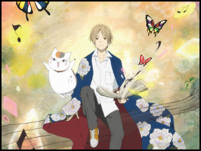 夏目友人帳2期のアニメ全話を無料視聴する方法!アニポやアニチューブは危険?