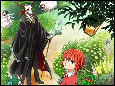 魔法使いの嫁のアニメ全話を無料視聴する方法!アニポやアニチューブは危険?